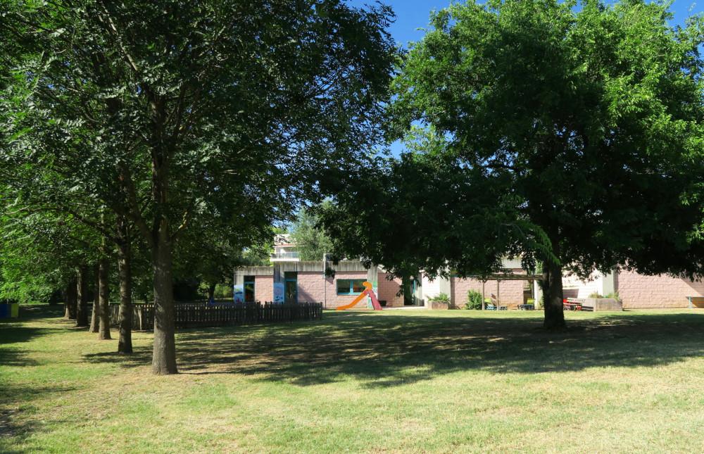Le parc du CPNG