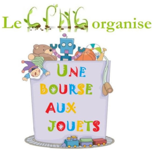 Le CPNG organise une bourse aux jouets